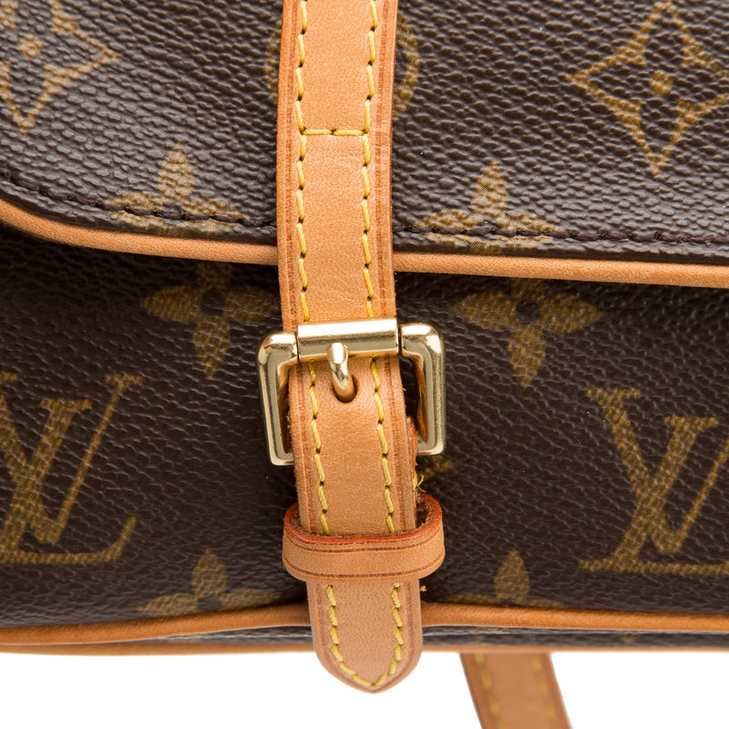Louis Vuitton Monogram Marelle Pochette (Authentic Pre Owned)