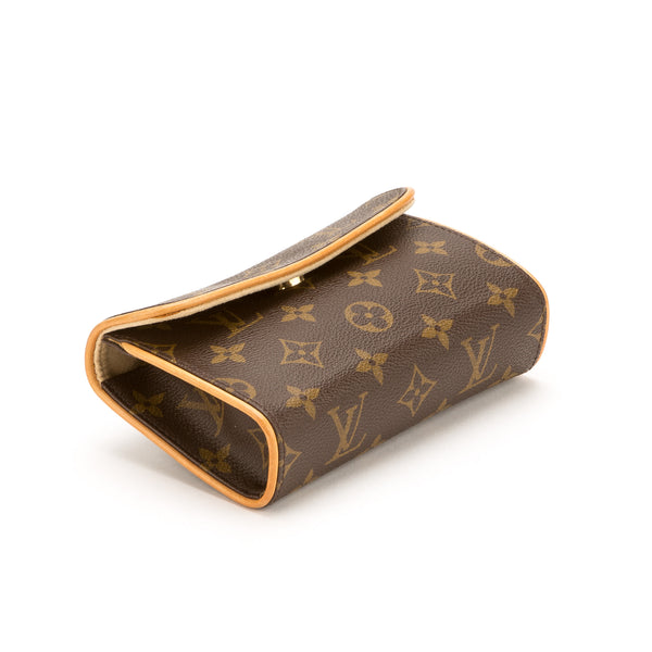 Louis Vuitton Monogram Florentine Pochette (Pre Owned)