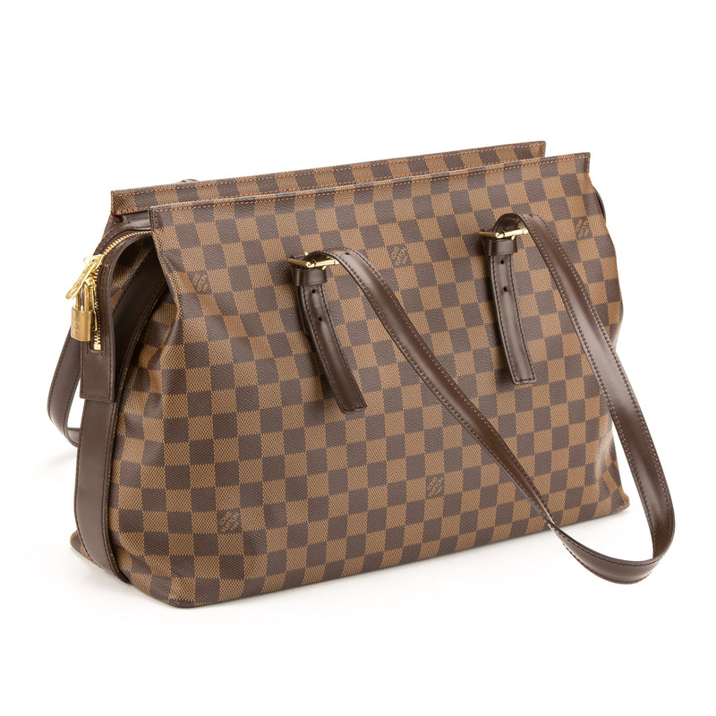 Louis Vuitton Damier Ebene Chelsea Bag (Pre Owned)