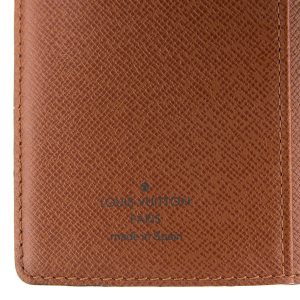 Louis Vuitton Monogram Agenda PM (Pre Owned)