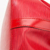 Louis Vuitton Red Epi Petit Noe Bag (Authentic Pre Owned)