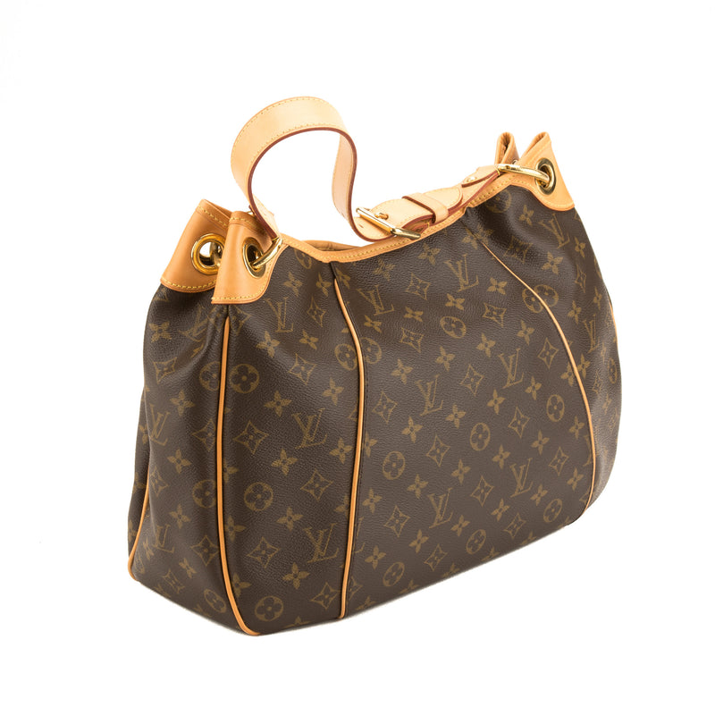 Louis Vuitton Monogram Galliera PM Bag (Pre Owned)