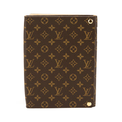 Louis Vuitton Monogram canvas Etui IPad case (Pre Owned)