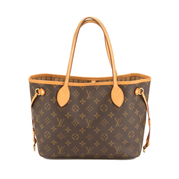 Louis Vuitton Monogram Neverfull PM (Pre Owned)