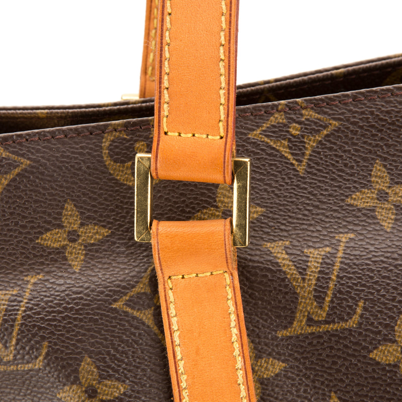 Louis Vuitton Monogram Cabas Piano (Pre Owned)