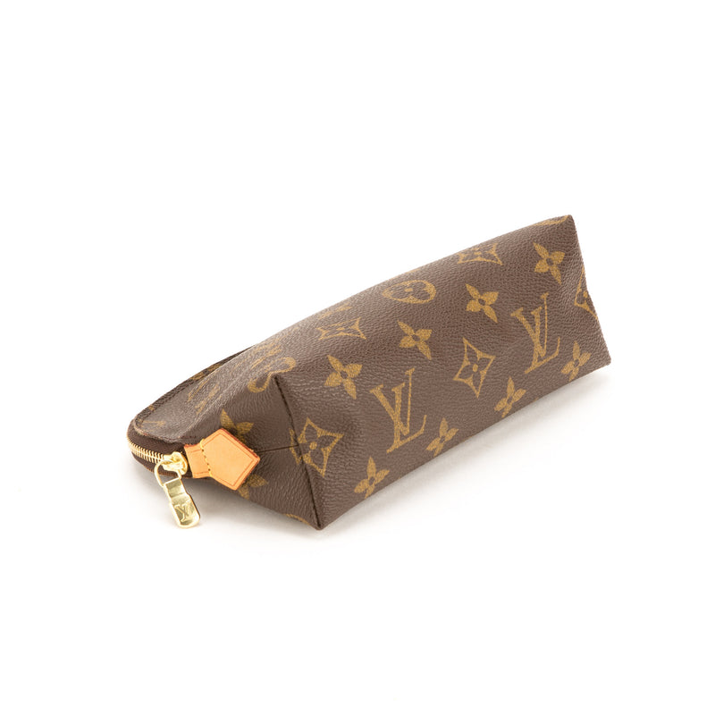 Louis Vuitton Monogram Pochette cosmetic Pouch (Pre Owned)
