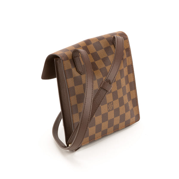 Louis Vuitton Damier Ebene Pimlico PM Bag ( Authentic Pre Owned )