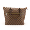 Louis Vuitton Damier Ebene Saleya GM  Bag (Authentic Pre Owned)