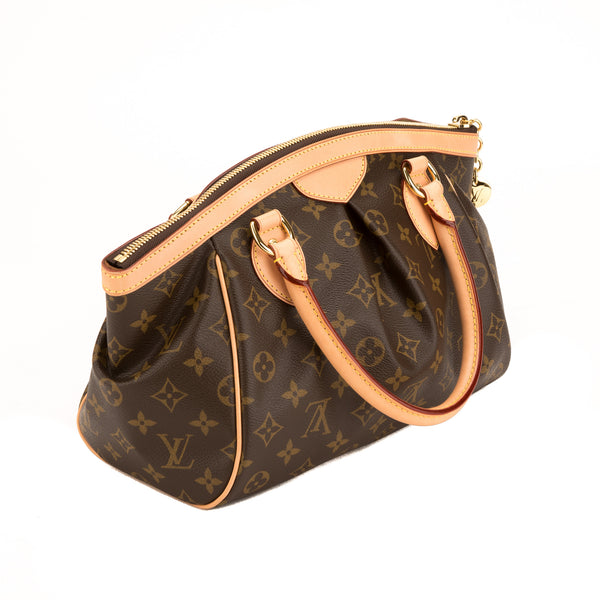 Louis Vuitton Monogram Tivoli PM Bag (Authentic Pre Owned)