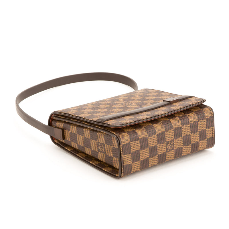 Louis Vuitton Damier Ebene Tribeca mini Bag (Authentic Pre Owned)