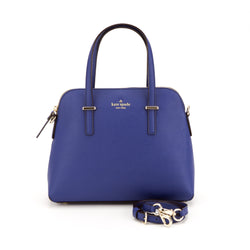Kate Spade Blue Leather Cedar Street Maise Satchel (New with Tags)
