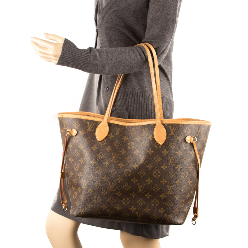 Louis Vuitton Monogram Neverfull MM (Pre Owned)