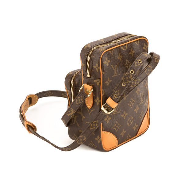 Louis Vuitton Monogram Amazone Bag (Pre Owned)