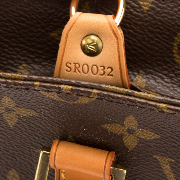 Louis Vuitton Monogram Vavin GM Bag (Pre Owned)