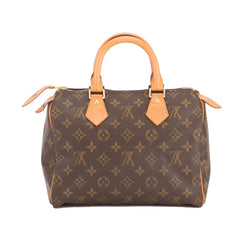 Louis Vuitton Monogram Speedy 25 Bag (Pre Owned)