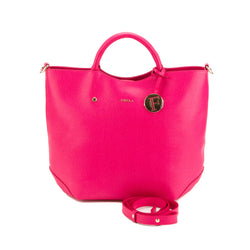 FURLA Gloss Pink Alissa Large N/S Tote (New with Tags)