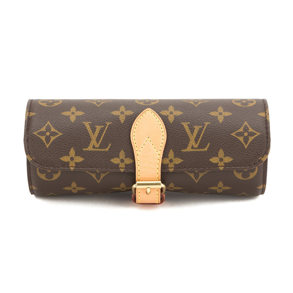 Louis Vuitton Etui 3 Watch Case (Pre Owned)