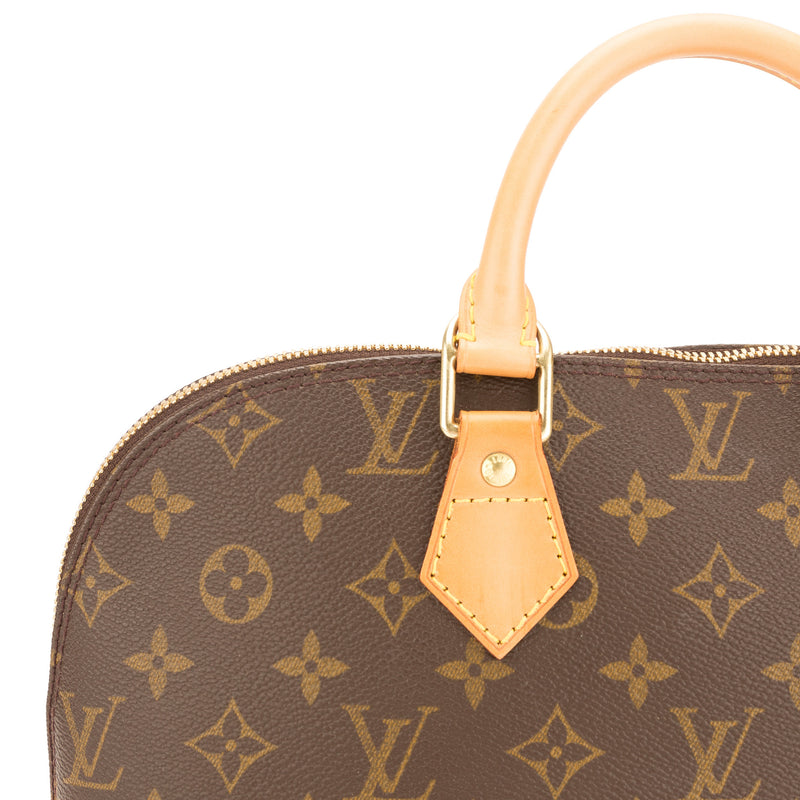 Louis Vuitton Monogram Alma PM Bag (Pre-owned)