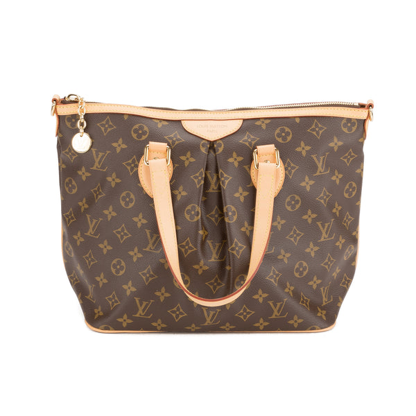 51b78263209f Louis Vuitton Monogram Palermo PM Tote (Authentic Pre Owned ...