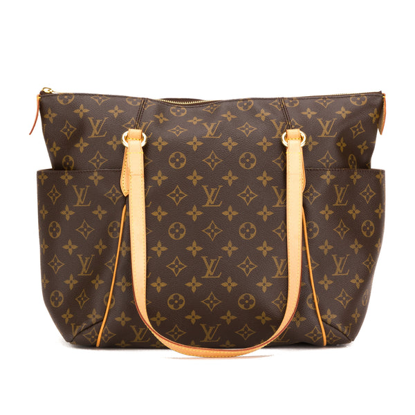 Louis Vuitton Monogram Totally MM Bag (Authentic Pre Owned)