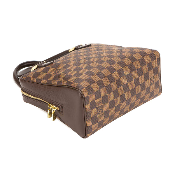 Louis Vuitton Damier Ebene Brera PM Bag (Authentic Pre Owned)