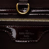 Louis Vuitton Vernis Amarante Wilshire PM Tote Bag (Authentic Pre Owned)