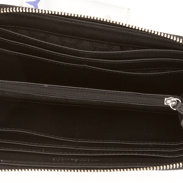 Michael Kors Black Jet Set Continental Wallet (New with Tags)