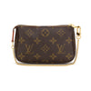 Louis Vuitton Damier Ebene Mini Pochette (Authentic Pre Owned)