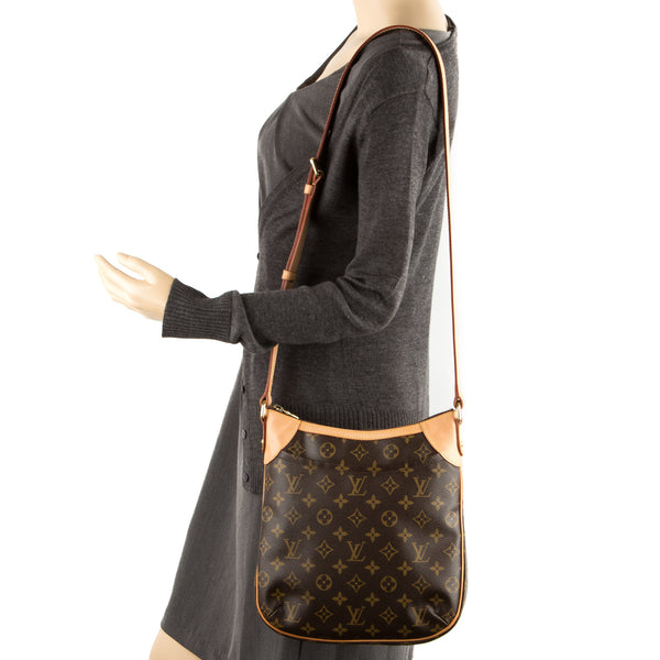 Louis Vuitton Monogram Odeon PM Bag (Pre Owned)