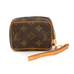 Louis Vuitton Monogram Truth Wapiti Pouch  (Pre Owned)