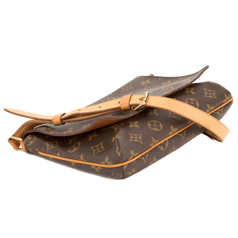 Louis Vuitton Monogram Musette Tango (Pre Owned)