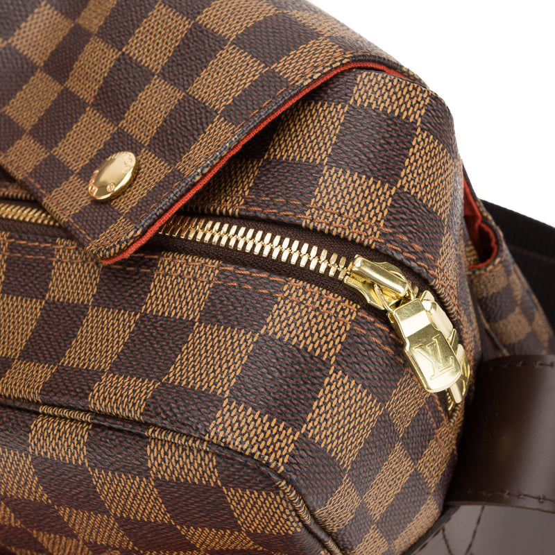 Louis Vuitton Damier Ebene Naviglio Bag (Pre-Owned)