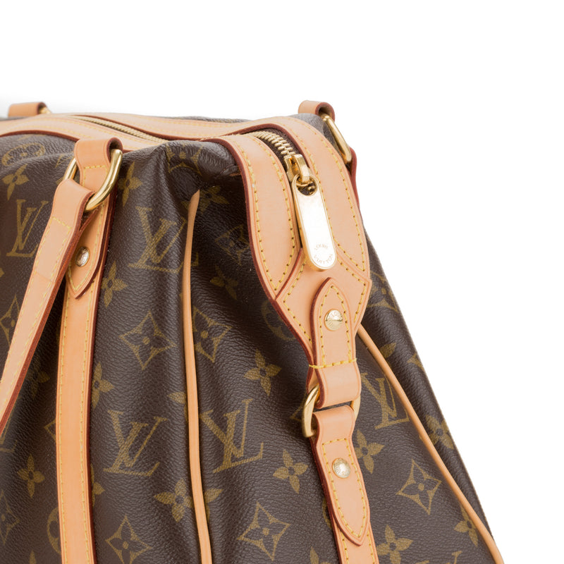 Louis Vuitton Monogram Stresa PM Bag (Pre Owned)