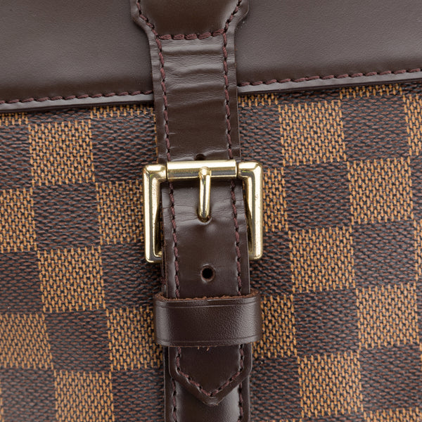 Louis Vuitton Damier Ebene Soho Backpack (Authentic Pre Owned)