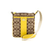 Coach Bicolor Legacy Signature Swingpack Crossbody (New with Tags)