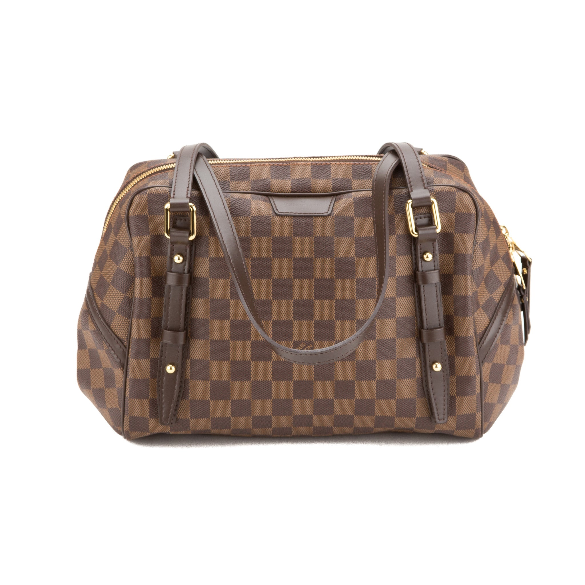85026924494d Louis Vuitton Damier Ebene Rivington GM Bag (Pre-owned) - 2294021 ...