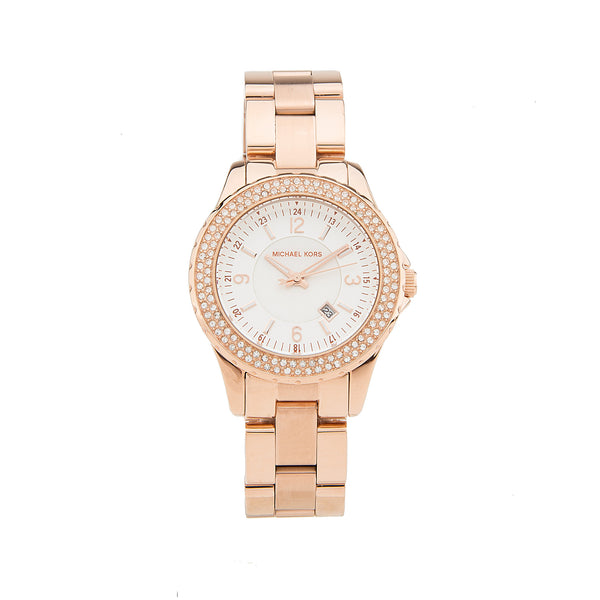 Michael Kors Rose Madison Watch (New with Tags)