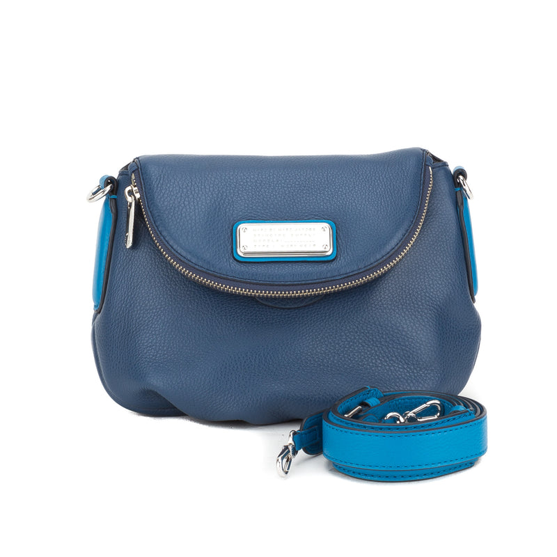 Marc Jacobs Blue Q Mini Nathasha Crossbody  (New with Tags)