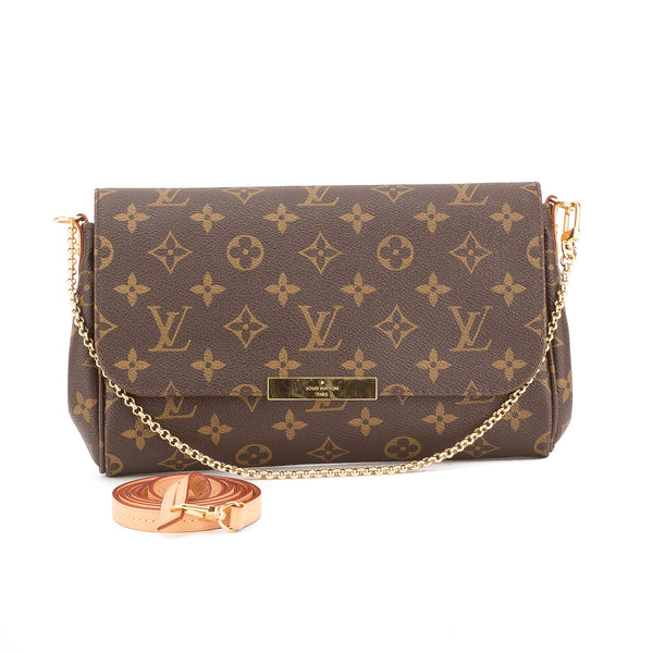 1434b4c9294c Louis Vuitton Monogram Favorite Clutch PM Bag (Pre Owned) - 2384009 ...