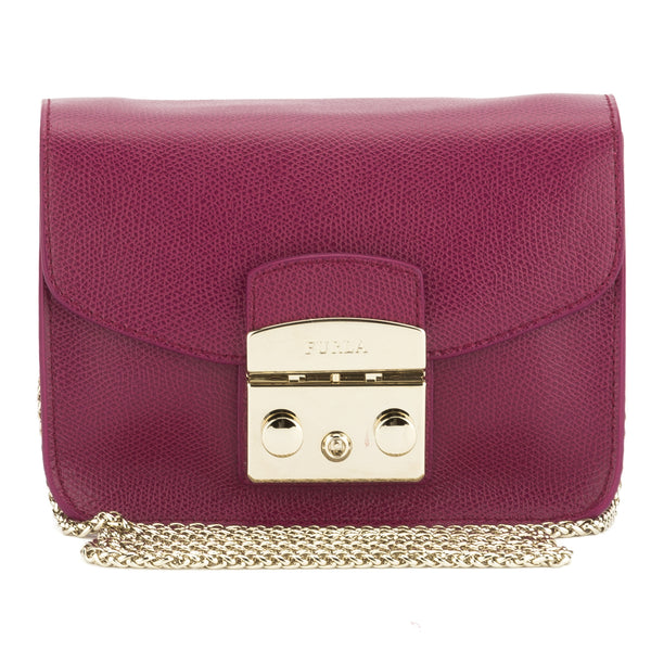 FURLA Pink Metropolis crossbody (New with Tags)