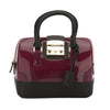 FURLA Tricolor Candy  Mini Satchel  (New with Tags)