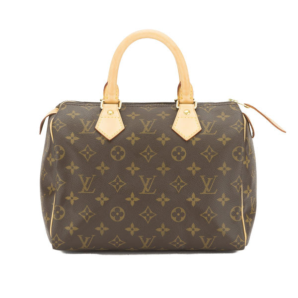 cca99a8bac56 Louis Vuitton Monogram Speedy 25 Bag (Pre Owned) - 2507005