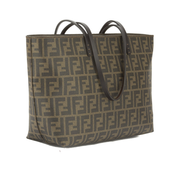 72f3b57c0e02 Fendi Zucca Shopping Roll Bag (New with Tags) - 2526001