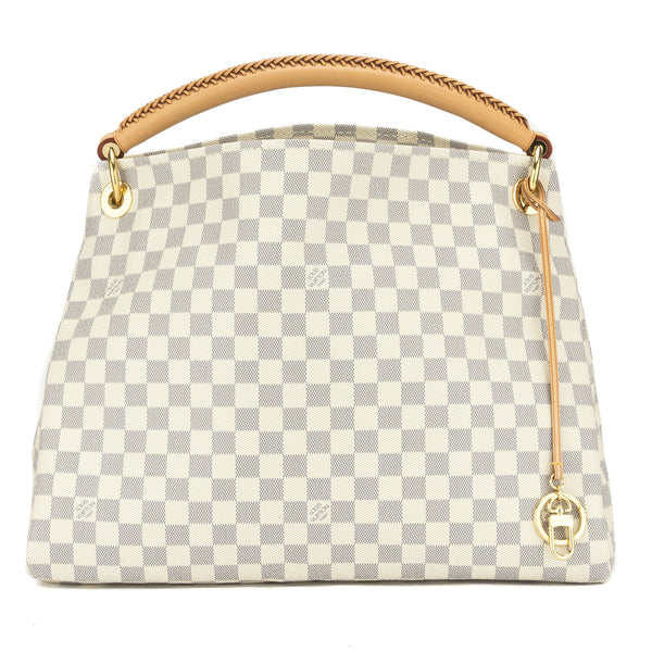 1732a8328994 Louis Vuitton Damier azur Artsy MM Bag (Pre Owned) - 2544005