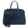 Louis Vuitton Indigo Epi Brea MM Bag (Pre Owned)