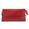 Louis Vuitton Red Epi Pochette (Pre Owned)