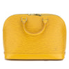 Louis Vuitton Yellow Epi Alma Bag (Pre-owned)