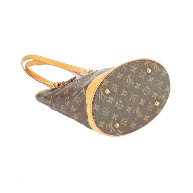 Louis Vuitton Monogram Petite Bucket (Pre Owned)