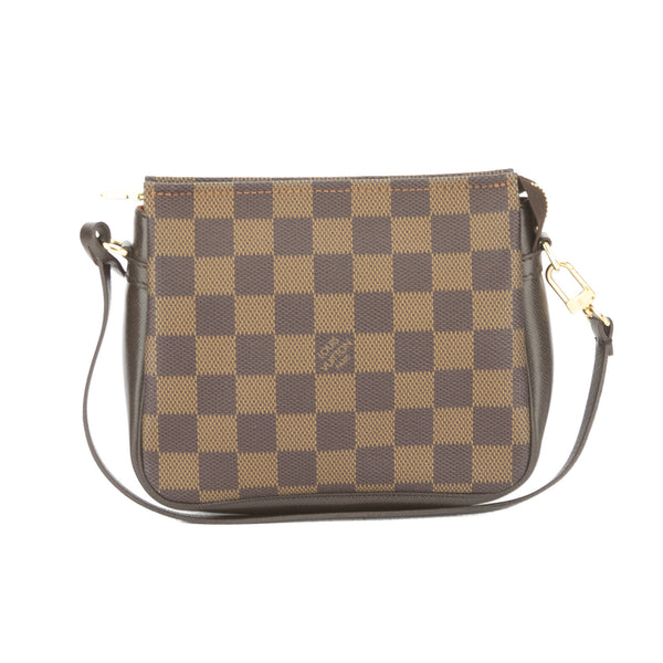 1378445c72860 Louis Vuitton Damier Ebene Trousse make-up Cosmetic Pouch (Pre Owned ...