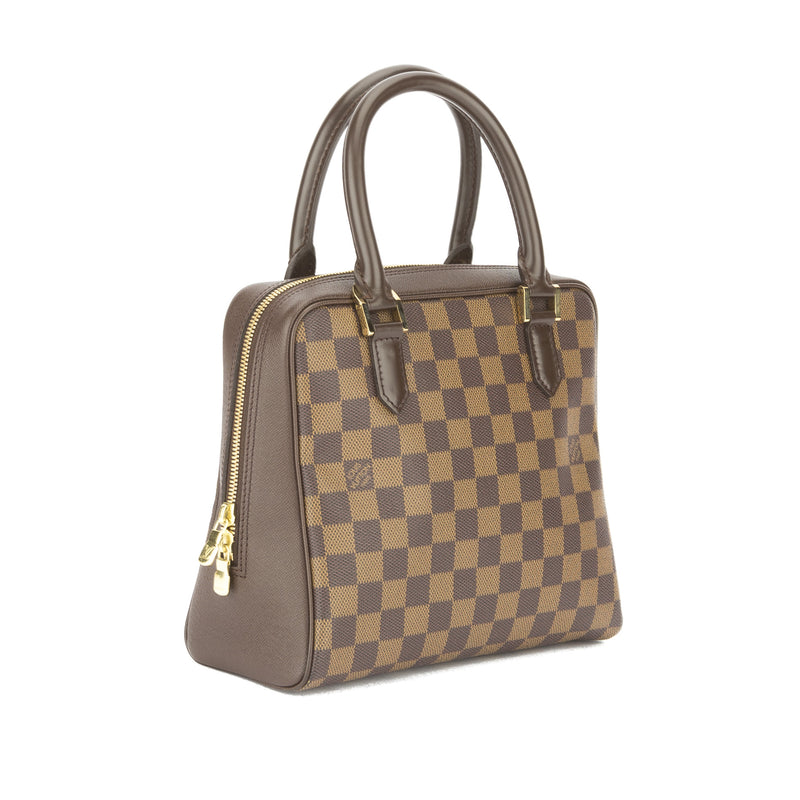 Louis Vuitton Damier Ebene Brera PM Bag (Pre Owned)